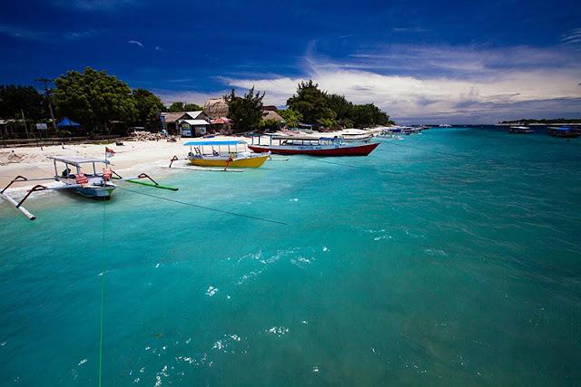Wisata Gili Trawangan, Pesona Bahari Lombok yang Menawan