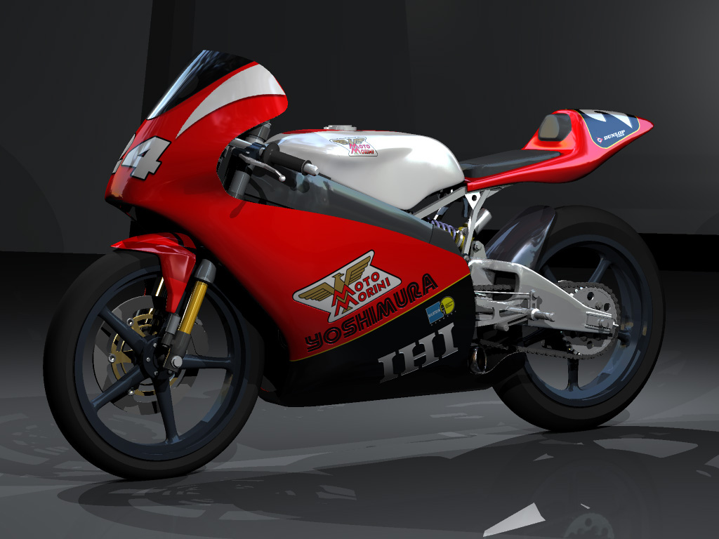 racing caf racing concepts moto morini turbocharged 125 cc twin. Black Bedroom Furniture Sets. Home Design Ideas