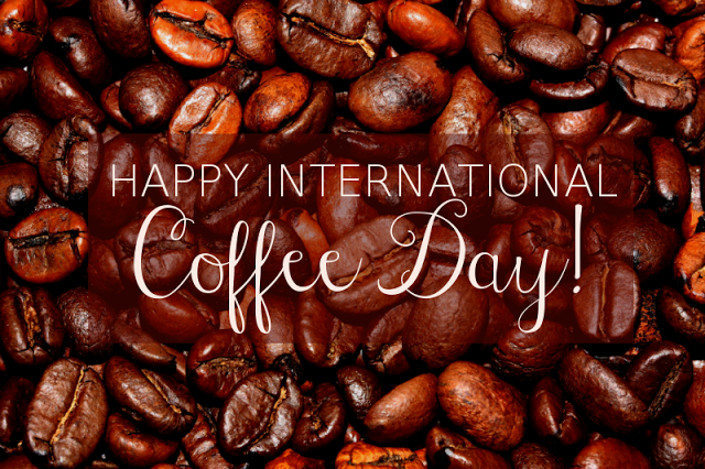 International Coffee Day Wishes For Facebook