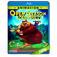 Open Season: Scared Silly (2015) BRRip 720p Audio Dual Latino-Ingles