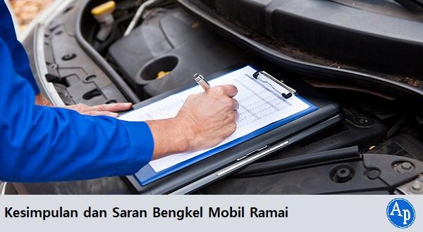 Cara Membuat Bengkel Mobil Ramai Pelanggan