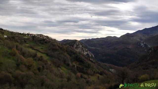 Vista de Castañedo del Monte