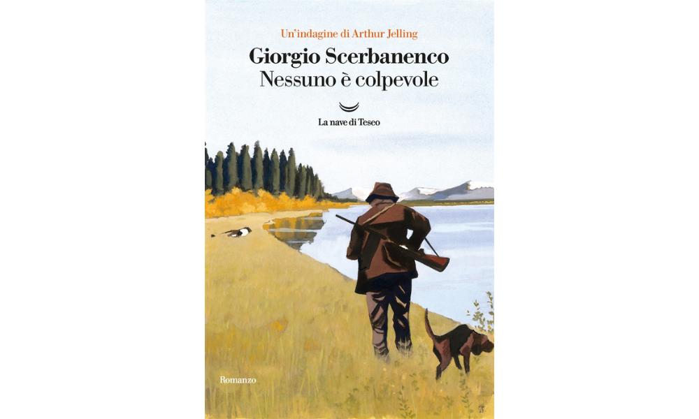 """Scerbanenco, copertina di """"Nessuno è colpevole"""""""