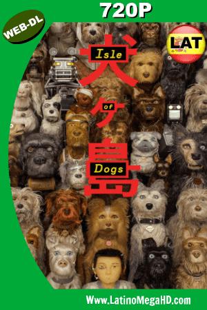 Isla de perros (2018) Latino HD Web-Dl 720p ()
