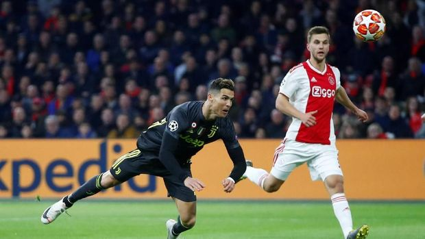 Christiano Ronaldo Adalah Raja Gol Fase Gugur Liga Champions 2019