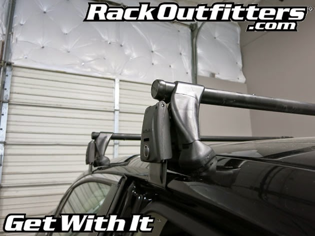 Rack Outfitters New Nissan Altima Yakima Q Tower Round