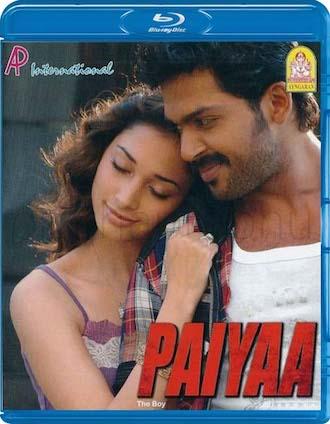 Paiyaa 2010 Dual Audio BluRay Download