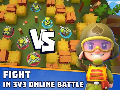 Tanks A Lot! Apk+Data Free on Android Game Download