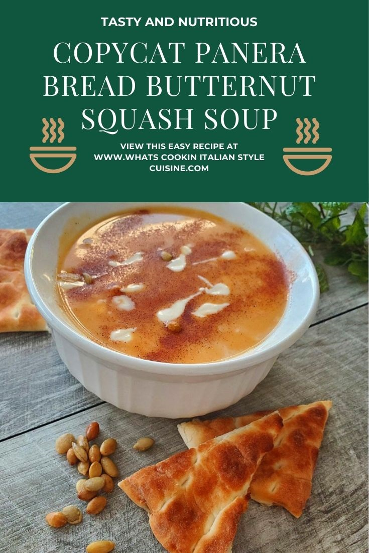 this is a pin for later copycat butternut squash soup recipe