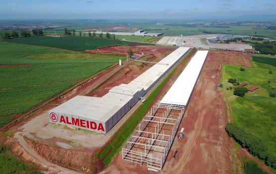 f55d72499 Home Center View  GRUPO ALMEIDA INAUGURA NOVA UNIDADE INDUSTRIAL
