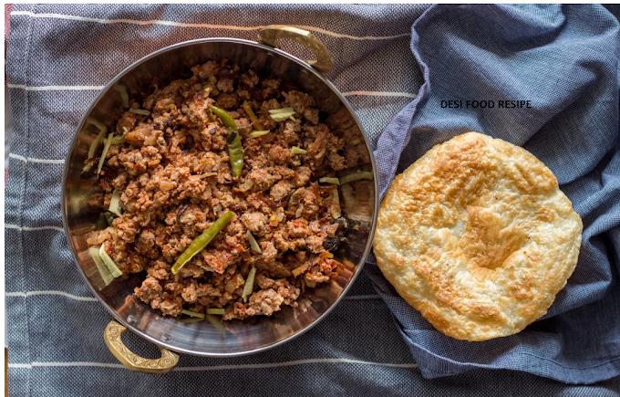 Pakistani Qeema recipe