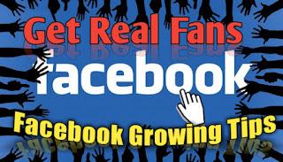 Get Real Facebook Fans ~ Facebook Fans Kaise Badhaye, फेसबुक पर फॉलोअर्स कैसे बढ़ाए
