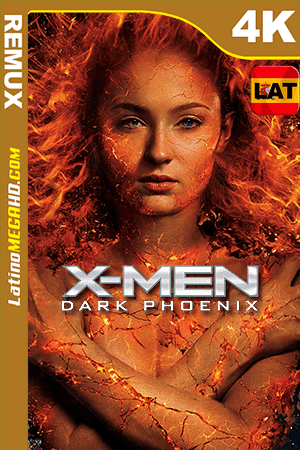 X-Men: Dark Phoenix (2019) Latino HDR Ultra HD BDRemux 2160P ()