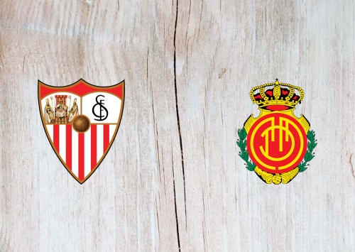Sevilla vs Mallorca -Highlights 12 July 2020