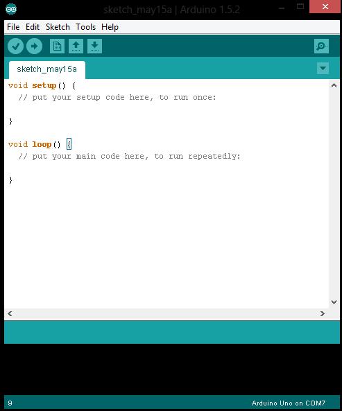 Contoh Program Arduino : contoh, program, arduino, SERVER, HERU:, Belajar, Pemograman, Arduino