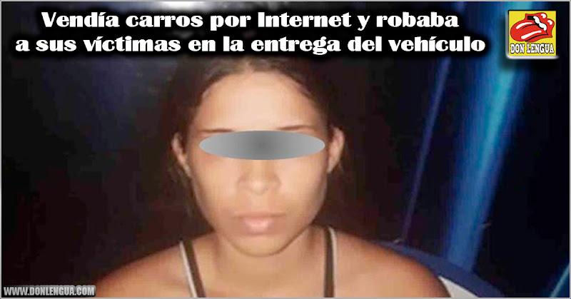Vendía carros por Internet y robaba a sus víctimas en la entrega del vehículo