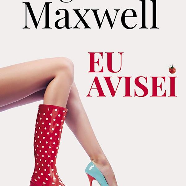[LANÇAMENTO] Eu Avisei de Megan Maxwell