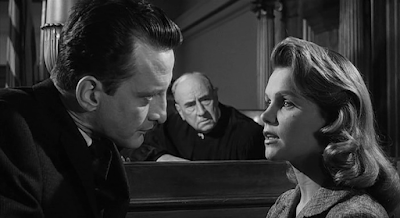 Anatomy of a Murder - Lee Remick, George C. Scott, and The Judge