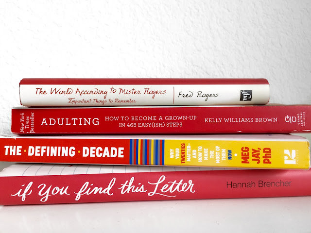 Bestselling books for young adults: my favorite books every twenty-something needs to read