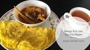 Resepi Roti Jala Dan Kari Ayam