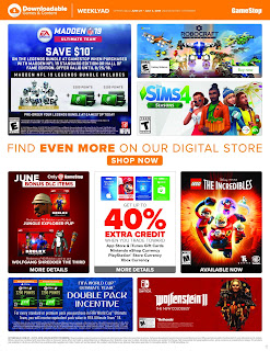 Game Stop Weekly Ad July 4 - 10, 2018