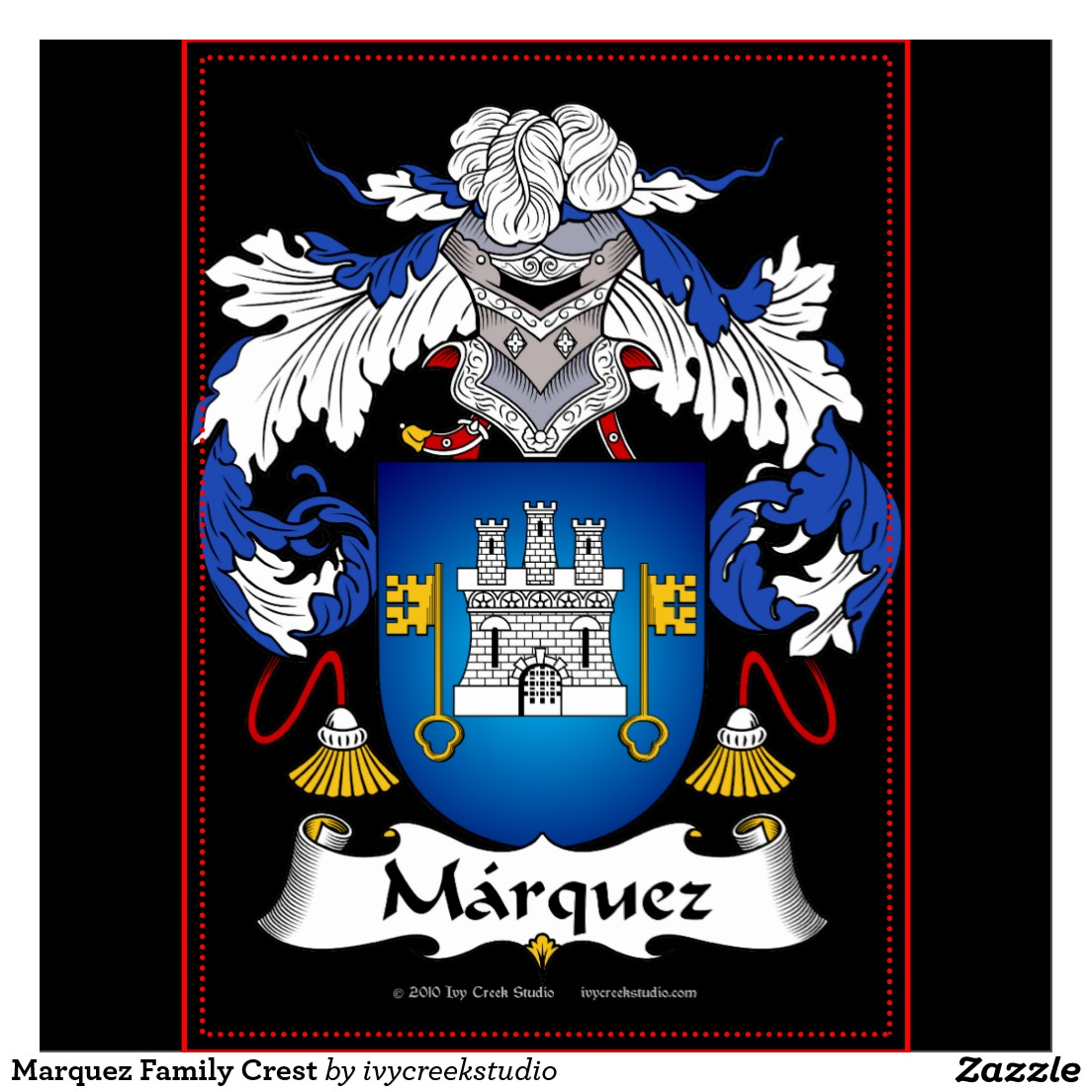 Jorge Márquez 2º ESO Socials: Escudos de mis apellidos