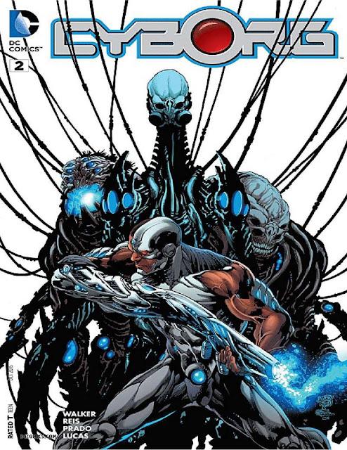 Cyborg (2015) - Issue 02