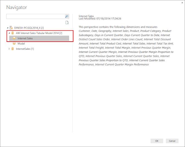 Dinesh's Blog :::: Being Compiled ::::: Power BI Desktop