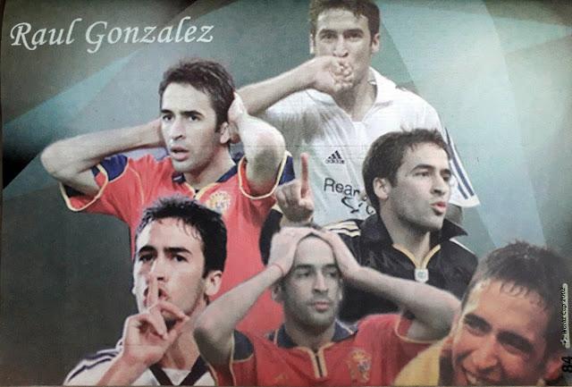 RAUL GONZALEZ (SPANYOL)