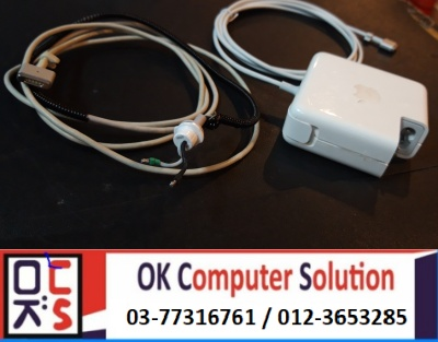 [SOLVED] MAGSAFE 2 85W REPAIR CABLE | KEDAI REPAIR MACBOOK 9