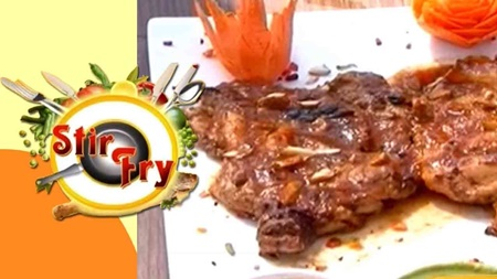 Stir Fry 25-03-2018 | Food Show | Peppers TV