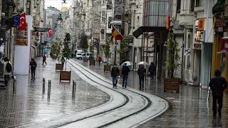 كورونا..فرض غرامات مالية على 90 شخصا في إسطنبول