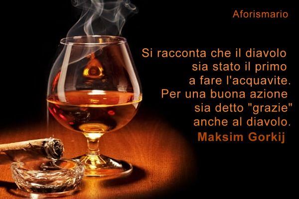 Conosciuto Aforismario®: Whisky, Brandy, Rum, ecc. - Aforismi distillati sull  OO36