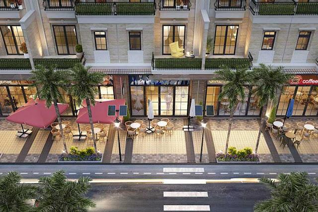 Phối cảnh dự án Đà Nẵng New Center 1