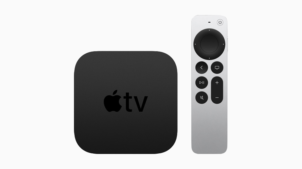 Apple unveils the next generation of Apple TV 4K