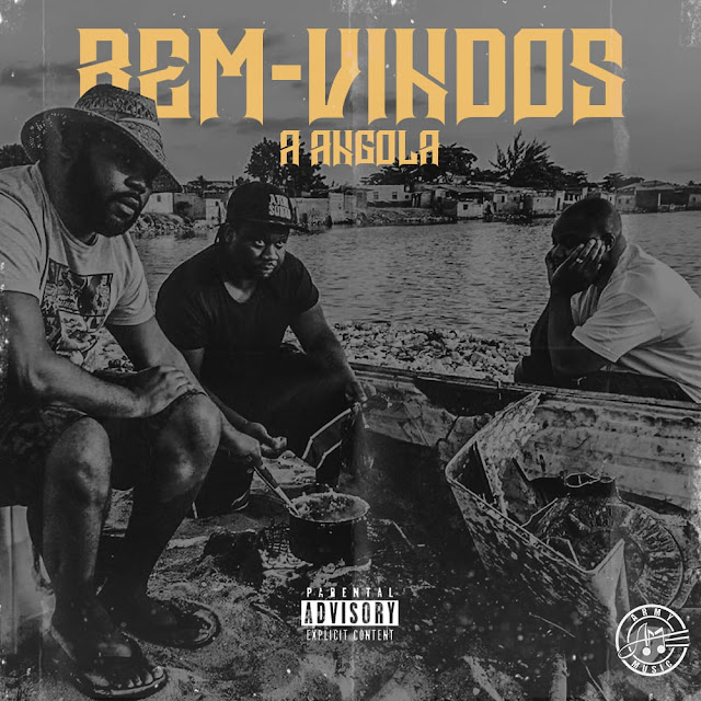 Army Squad - Bem-Vindos a Angola (Rap) 2018 [Download Mp3]