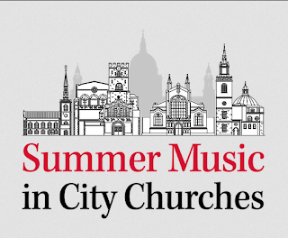 Summer Music in City Churchess