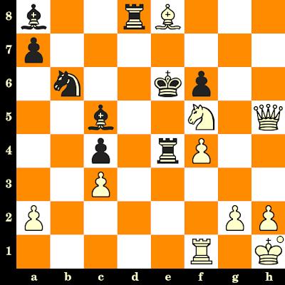 Les Blancs jouent et matent en 3 coups - Grigory Lowenfisch vs Freymann, USSR, 1925