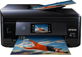 Epson Expression Photo XP-860 Driver Download And Review