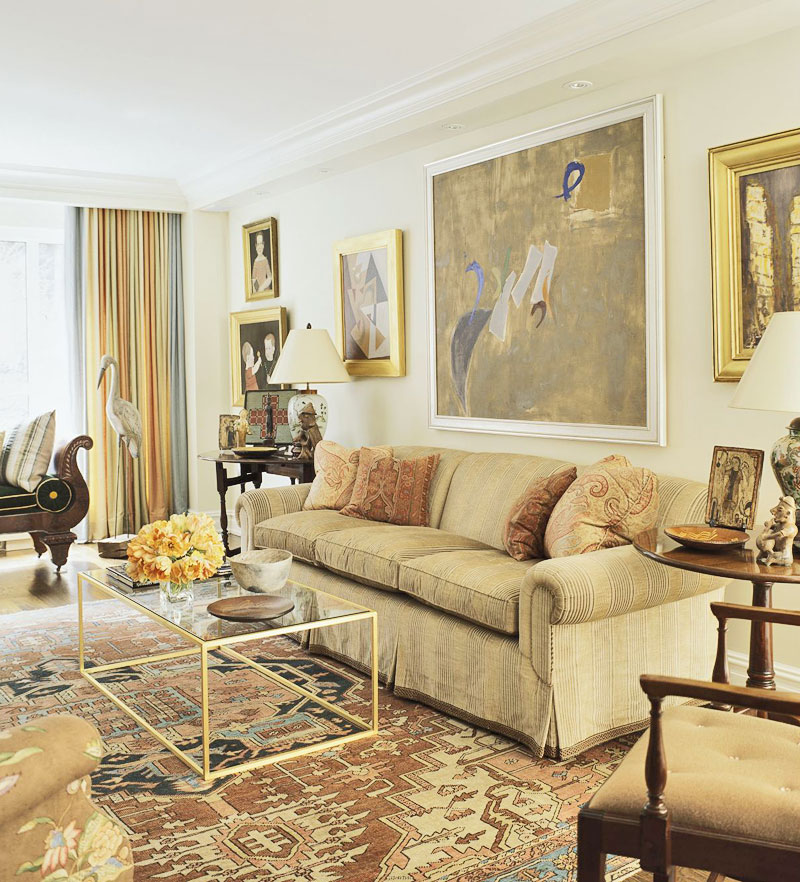 All American Furniture Park Avenue Corinthian: Jeffery McCullough's Under A Southern Influence: Great