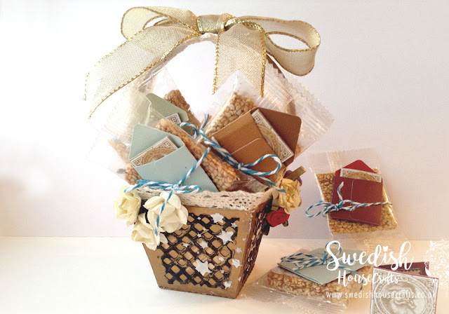 Christmas Sweet Wishes Basket