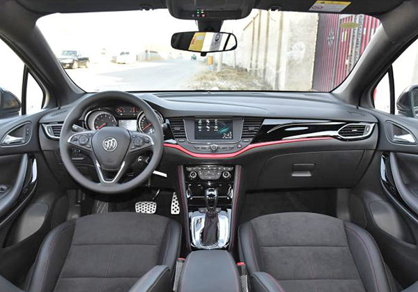 Burlappcar 2019 Buick Verano Gs