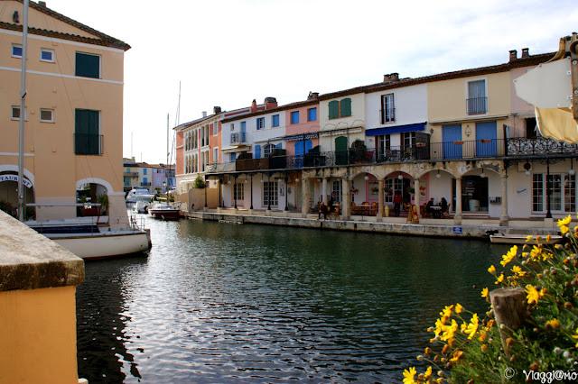 Case e canali dell'abitato di Port Grimaud