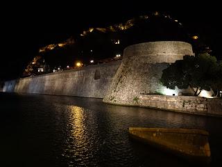 Port of Kotor and Marina Kotor