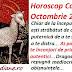 Horoscop Capricorn Octombrie 2020