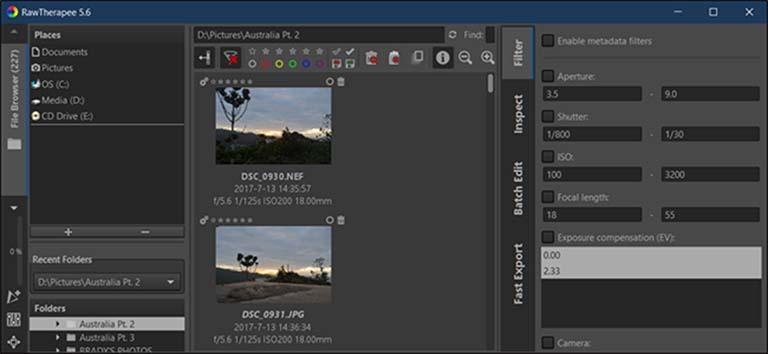 Cara Mudah Membuka File Gambar RAW Pada Windows 10