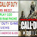 CALL OF DUTY : MOBILE CROSSES 35 Millon Downloads, ANDROID & iOS With Two Days AND Full Game Reviews & PUBG VS COD | (english, Hindi)