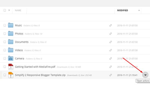 Cara Daftar dan Upload File di Mediafire Terbaru 7