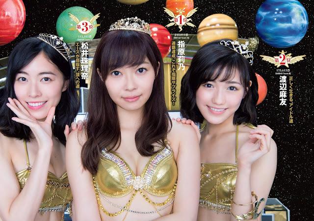 AKB48 Galaxy Stars Wallpaper HD