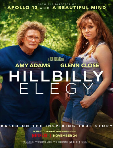 Hillbilly, una elegía rural pelicula online